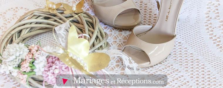 Tenue de mariage : les accessoires sont importants dans le choix de la tenue