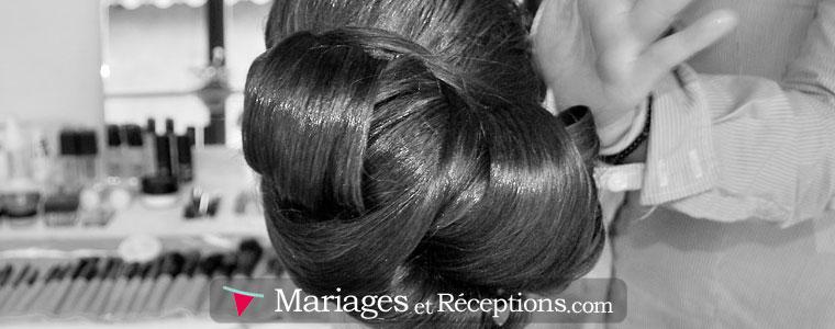 Voici un oui deux petits conseils pour votre coiffure de mariage