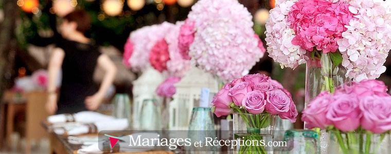 Déco de mariage : Il faut planifier d'avance la création des bouquets et prévoir le nombre de décorations florales à commander