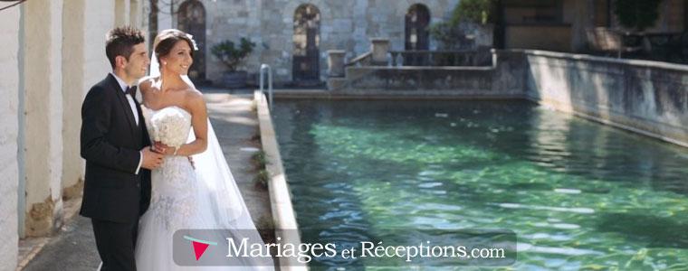 Organisation de mariage : Ayez au moins 5 adresses qui correspondent à vos critères.