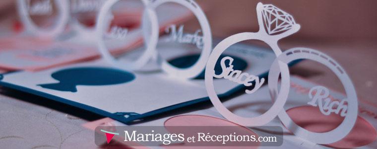 Faire-part de mariage : originaux et créatifs, certaines invitations sont vraiment bien pensées