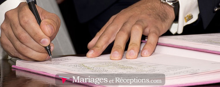 Démarches administratives et formalités : avant et après le mariage