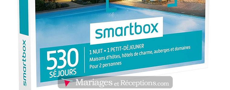 Les smartbox sont généralement très appréciées par les jeunes couples