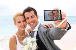 Créez votre espace mariage sécurisé en 2 clics !
