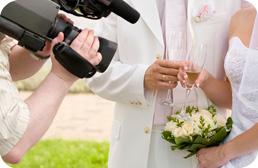 Publiez vos vidéos de mariage : cérémonie, fête…