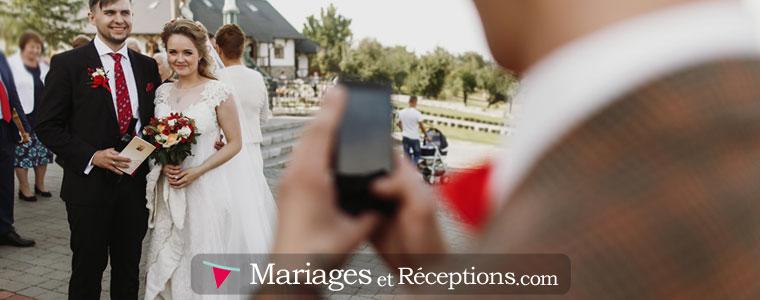 Partager ses photos de mariage en ligne de façon sécurisée