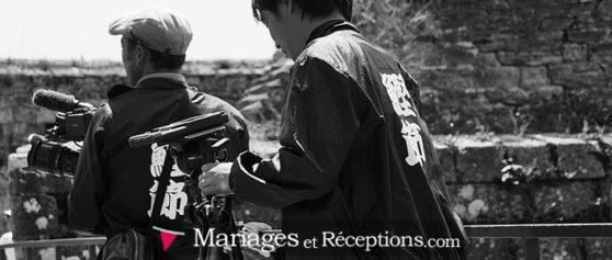 Pour votre vidéo de mariage, pensez-vous louer un professionnel ?