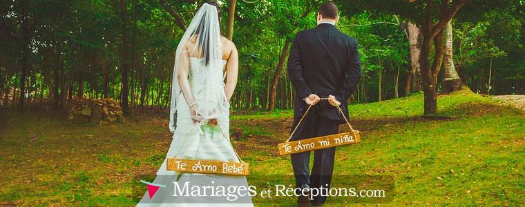 Vidéo de mariage : un professionnel saura vous guider et vous apportera de nombreuses idées